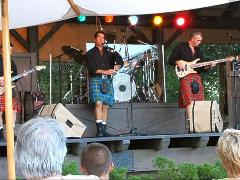 Off Kilter Band (Celtic Rock) at Canada in World Showcase