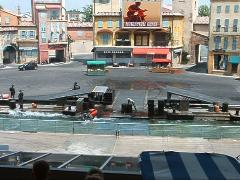 Lights, Motors, Action! Extreme Stunt Show at MGM.